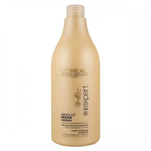 L'Oreal Professionnel ABSOLUT REPAIR LIPIDIUM Shampoo Riparatore 1500ml