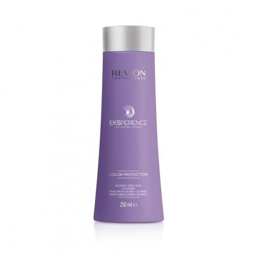 Revlon EKSPERIENCE Color Protection Blonde Grey Shampoo 250ml
