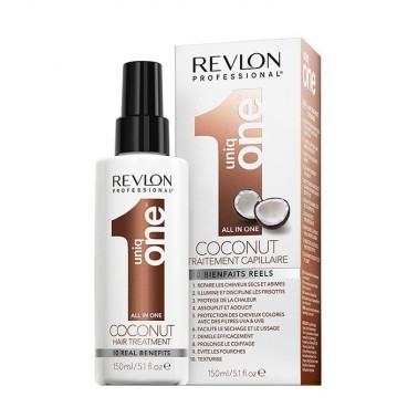 Revlon UNIQ ONE All in One 10 in 1 Coconut Hair Treatment 150ml
