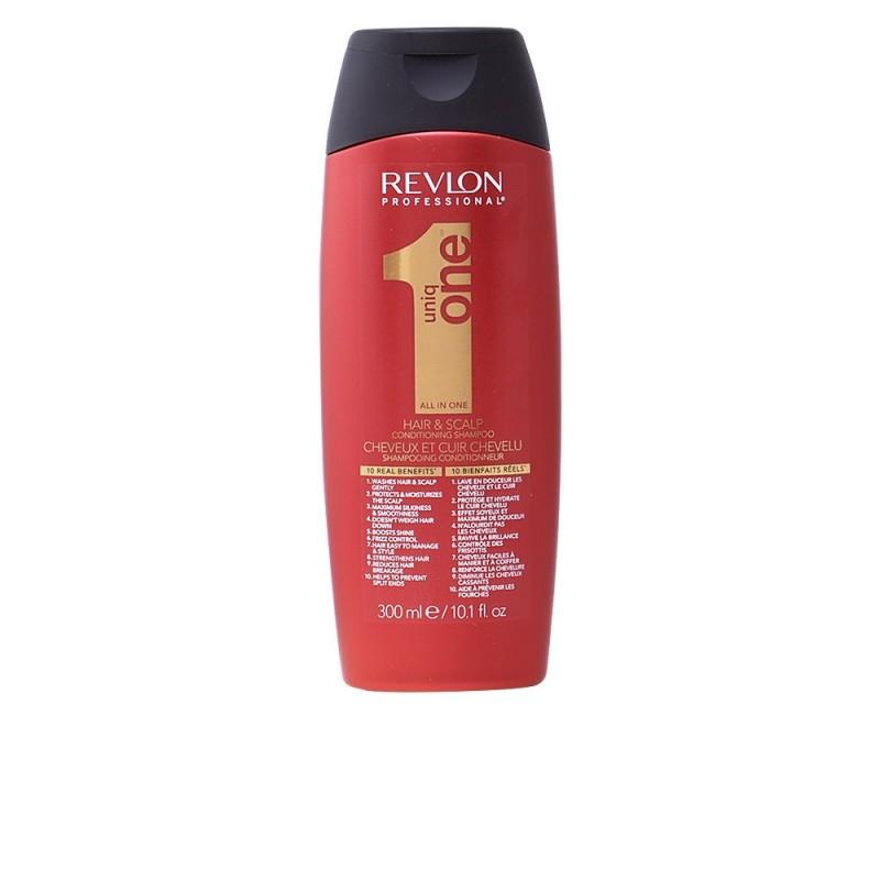 Revlon UNIQ ONE Hair & Scalp Conditioning Shampoo 300ml