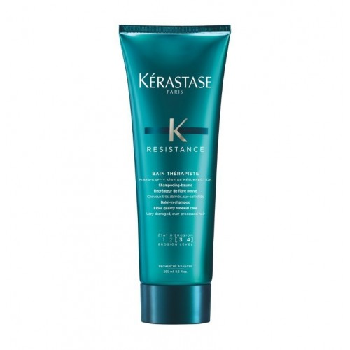 Kerastase Resistance Therapiste Bain Shampoo 250ml