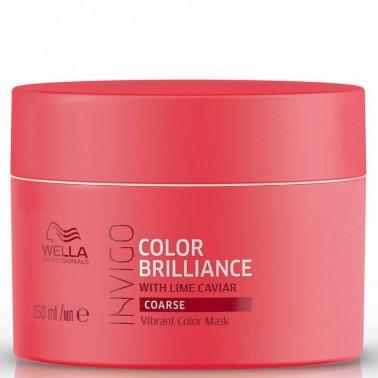 Wella Invigo Color Brilliance Maschera Capelli Spessi 150ml