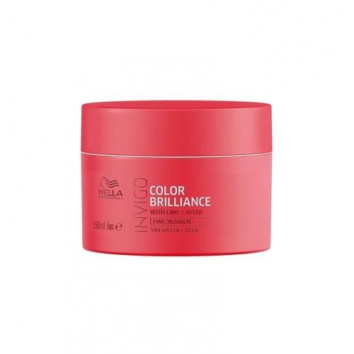 Wella Invigo Color Brilliance Maschera Capelli Sottili 150ml