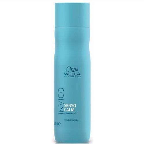 Wella Invigo Balance Senso Calm Shampoo 250ml