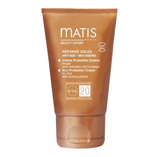 Matis Paris Reponse Soleil Crème Protection Solaire SPF20 50ml