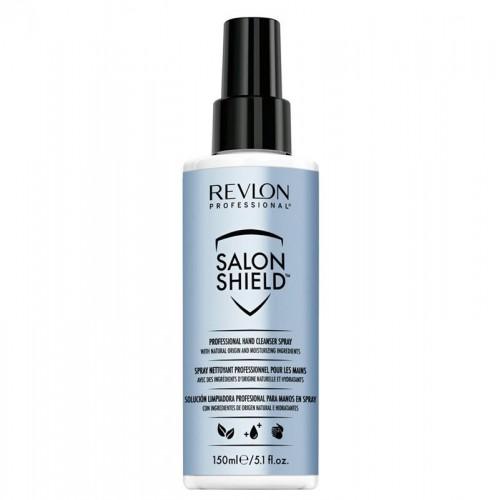 Revlon SALON SHIELD Detergente Per Le Mani Professionale Alcool 75% 150ml